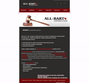 ISM strona dla All-Bart