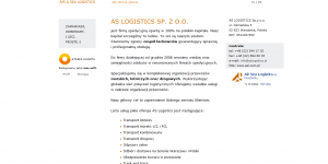 Spedycja lotnicza, morska i drogowa - Air Sea Logistics