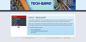Tech-Band Strona